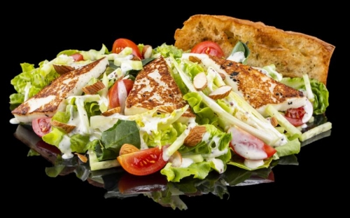 SALADS Salads Grilled cheese salad