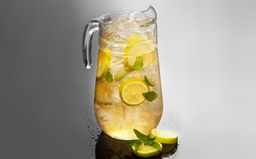 PROMO DRINKS Promo Lemonades Wild mint with lime Lemonade 1l