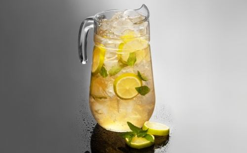 PROMO DRINKS Promo Lemonades Wild mint with lime Lemonade 0.5l