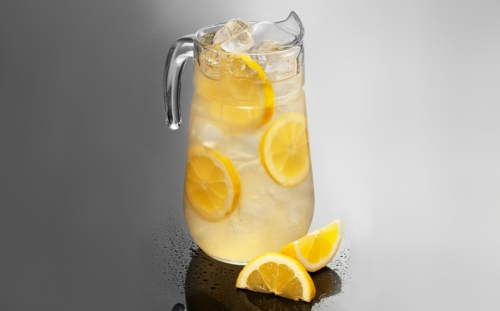 PROMO DRINKS Promo Lemonades Ginger and elderflower Lemonade 0.5l