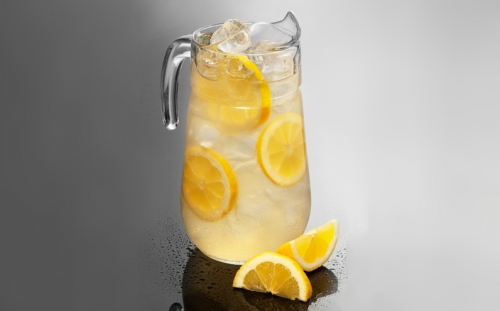 PROMO DRINKS Promo Lemonades Ginger and elderflower Lemonade 1l