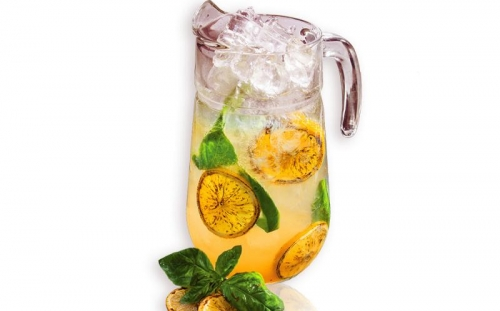 PROMO DRINKS Promo Lemonades Pear with cinnamon Lemonade 1 L