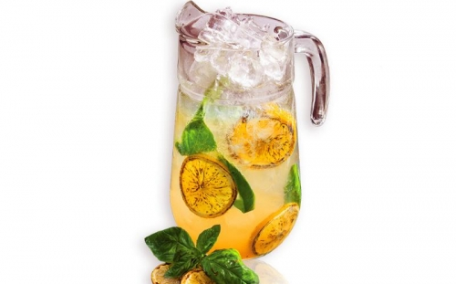 PROMO DRINKS Promo Lemonades Pear with cinnamon Lemonade 0.5 L