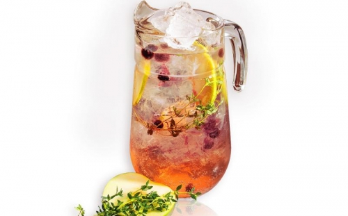 PROMO DRINKS Promo Lemonades Fig and Thyme Lemonade 0.5 L