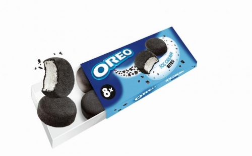SWEETS Desserts Oreo Ice Cream Bites