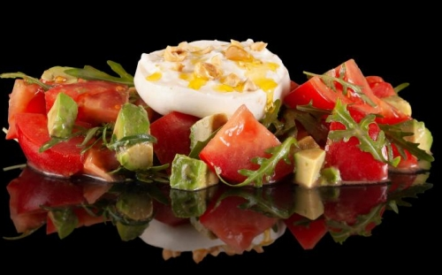 "SALADS Salads Salad ""Burrata"""