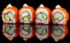 SUSHI Fusion roll California Red