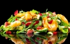 SALADS Salads Asian salad with shrimps