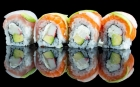 SUSHI Philadelphia roll Rainbow
