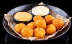 DISHES Starters Brazilian croquettes