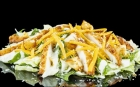 SALADS Salads Caesar with crispy chicken