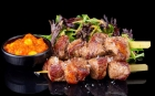 DISHES Veаl dishes Black Angus skewers