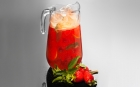 STRAWBERRIE MENU Strawberrie menu Strawberry lemonade with mint 0.5l