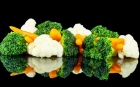 DISHES Side dishes Steamed Vegetables