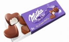 SWEETS Desserts Milka Ice Cream Hearts